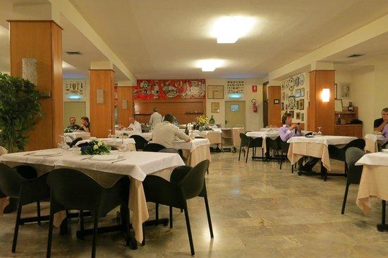 Ristorante Alcide: Restaurant