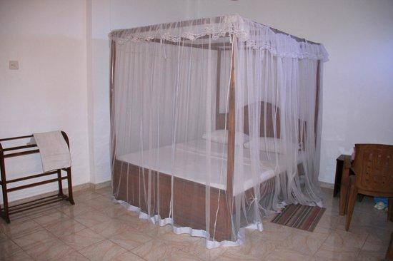 Sunny Mood Guesthouse: постель
