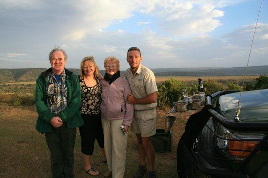 Shamwari Game Reserve Lodges : GameDrive Group