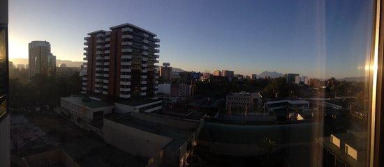 Barcelo Guatemala City: Vista desde la habitación