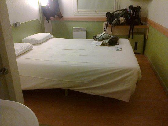 Ibis Roissy CDG Paris Nord 2: chambre1