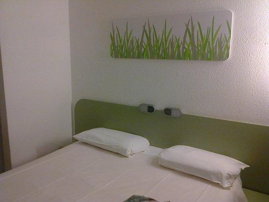 Ibis Roissy CDG Paris Nord 2: chambre4