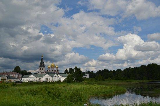 Iver Svyatoozersky Monastery: Валдайский Иверский Святоозерский Богородицкий мужской монастырь