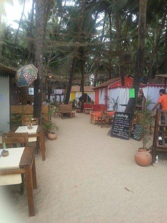 Art Resort Goa : Panoramica art resort