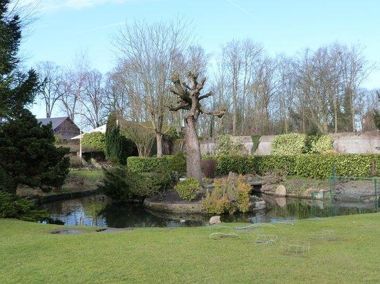 """Point D Eau Jardin le """"point d'eau"""" - photo de au jardin des deux ponts, abbeville"""