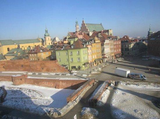 Dom Literatury: old square view