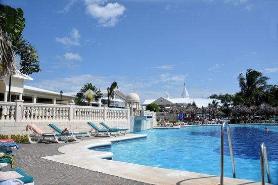 ClubHotel Riu Negril: Quieter pool choice
