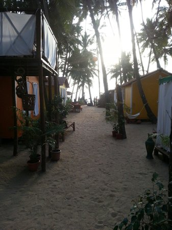 Art Resort Goa: Vista panoramica