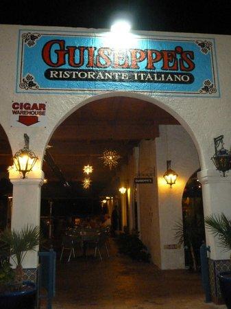 Guiseppe's Ristorante Italiano