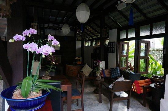 BanThai Village : Espace détente