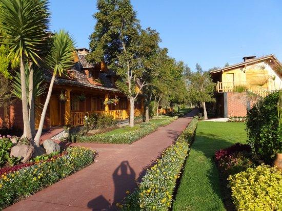 PuertoLago Country Inn : Grounds