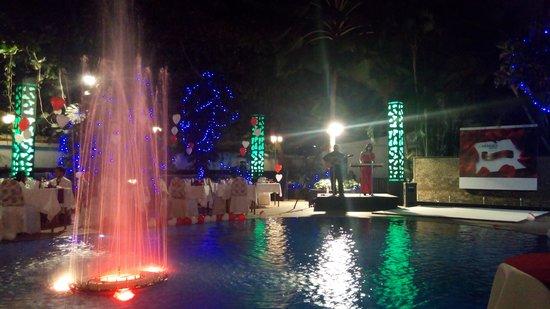 Le Meridien Bangalore : Valentine's Evening