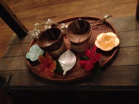 Avenue Apothecary & Spa: Relaxation Room