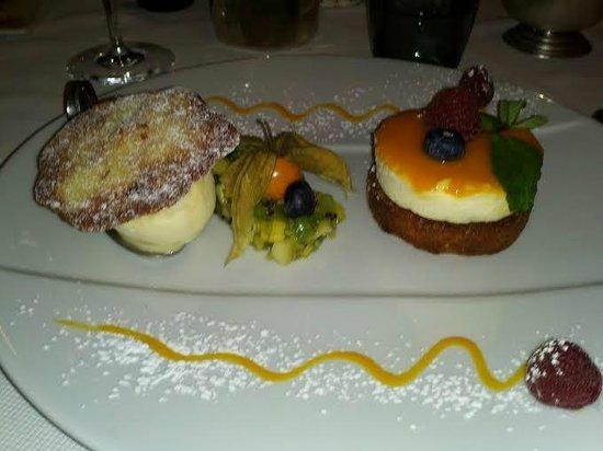 Le Vivier : Cheesecake maison