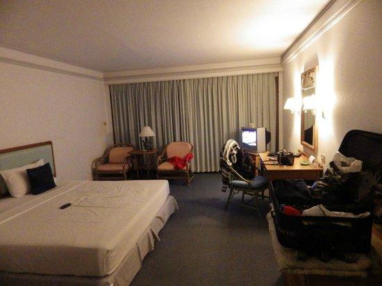 Wiang Indra Riverside Resort: Chamreb
