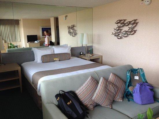 Aqua Aloha Surf Waikiki: Premium room