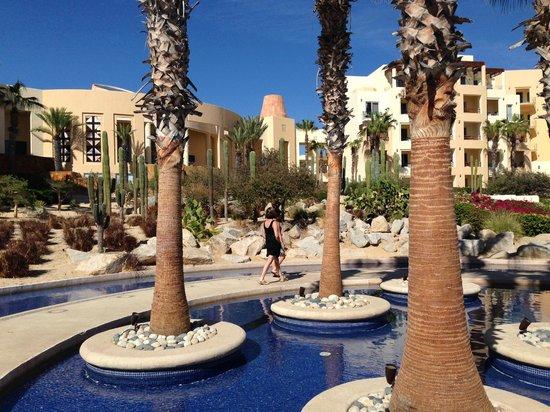 Pueblo Bonito Pacifica Golf & Spa Resort : Beauty every where you look