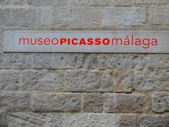 Museo Picasso Malaga: entrada