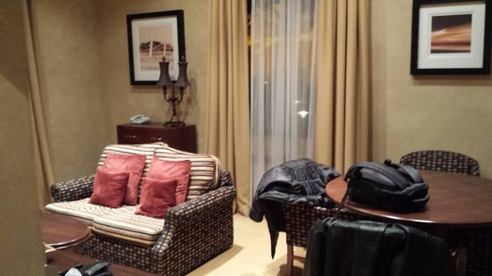 The Belmont Hotel: Our suite
