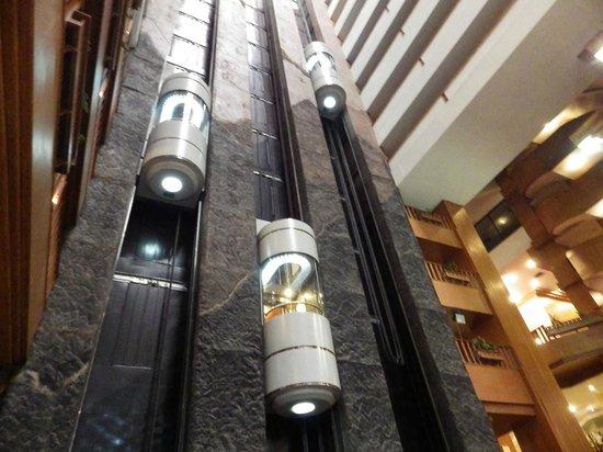 Lotus Hotel Pang Suan Kaew : ascenseurs