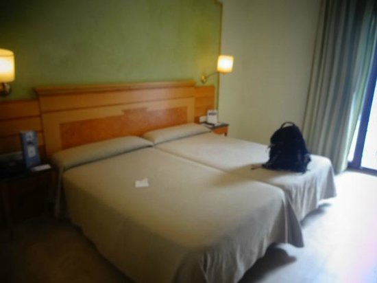 Hotel Eurostars Maimonides: quarto