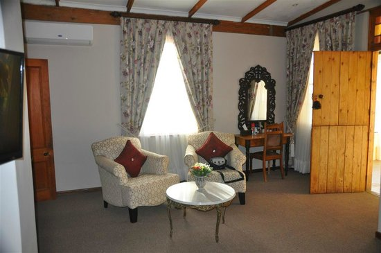 De Denne Country Guest House : Zimmer