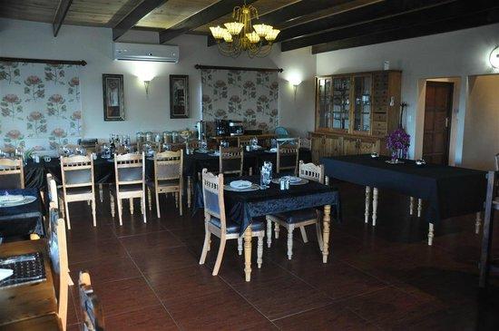 De Denne Country Guest House : Frühstückssaal / Restaurant