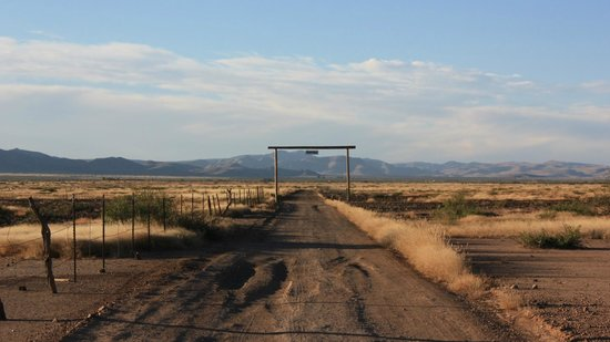 Hideout Ranch : The ranch