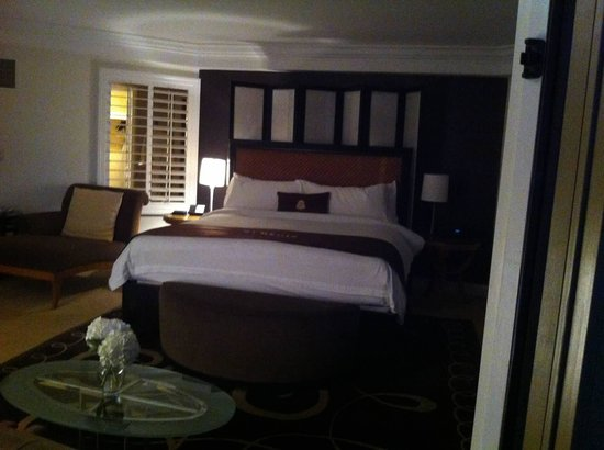 Monarch Beach Resort: King suite