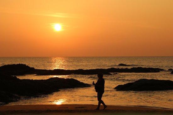 Khao Lak Riverside Resort & Spa : Beautiful sunsets.....