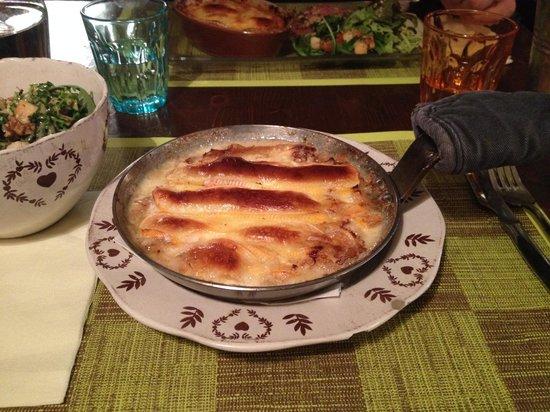 Restaurant L'Alpin: tartiflette