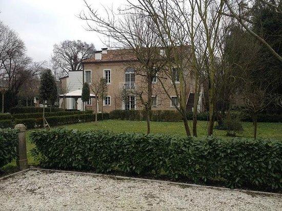 Villa Horti della Fasanara: esterno