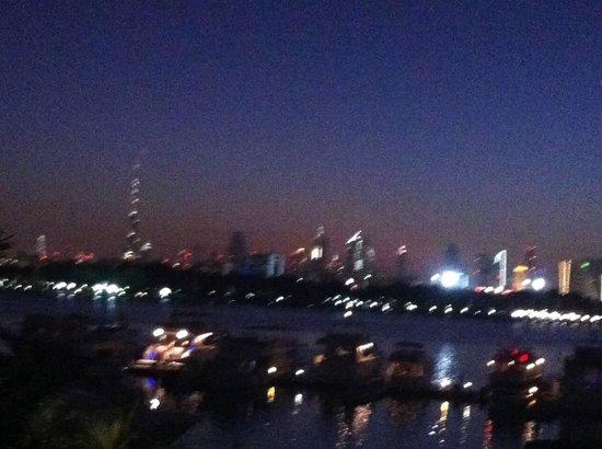 Park Hyatt Dubai : Skyline view