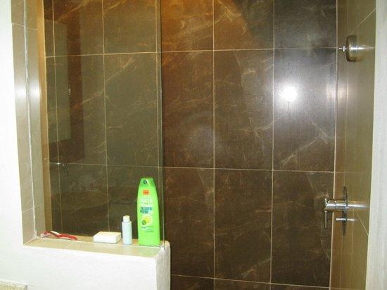 Las Brisas Huatulco: shower
