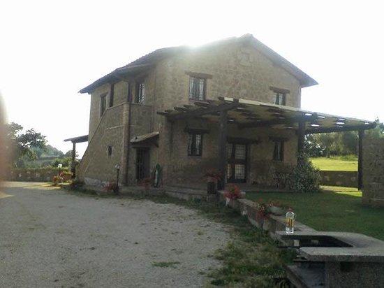 Borgo Nociquerceto : le GINESTRE