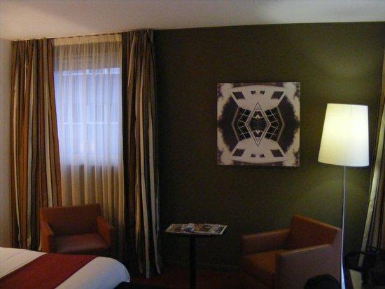 Holiday Inn Mulhouse: la chambre