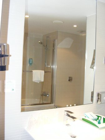 Holiday Inn Mulhouse : salle de bain