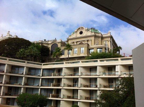 Fairmont Monte Carlo: Garden room view