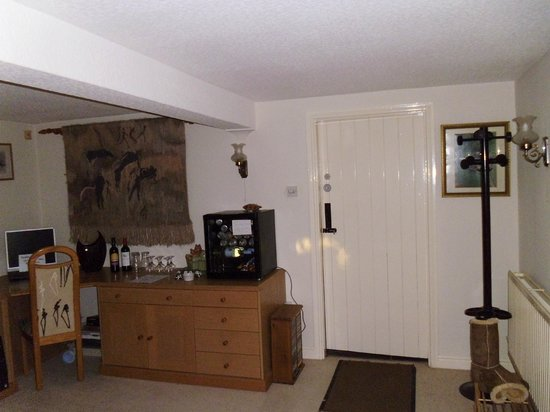 Stonehouse Farm B&B: Lounge
