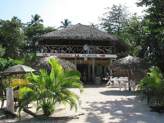 La Playita Beach: Restaurant La Playita