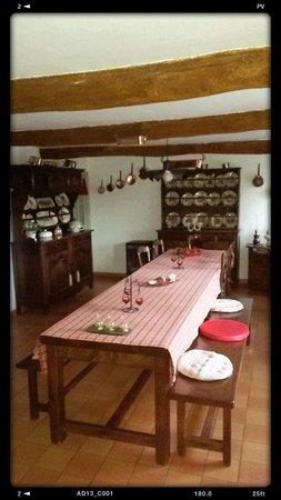 La Noria : la salle à manger