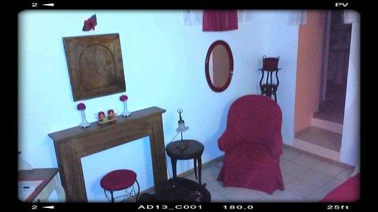 La Noria : la chambre Riquet