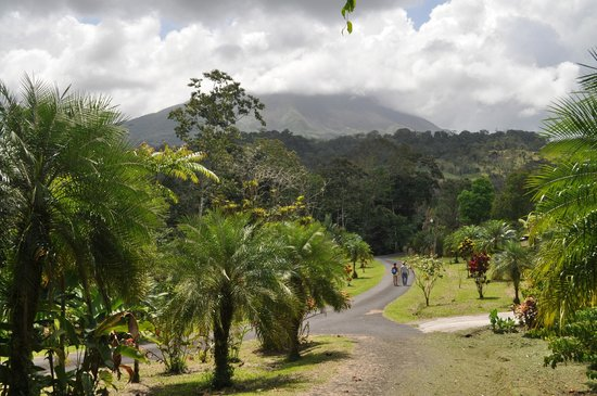 Hotel Kokoro Arenal: Arenal Volcano