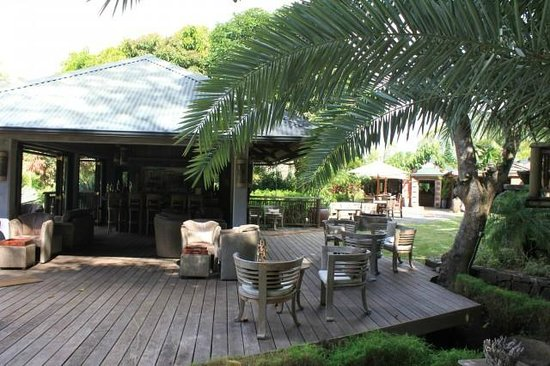 Lakaz Chamarel Exclusive Lodge: Bar