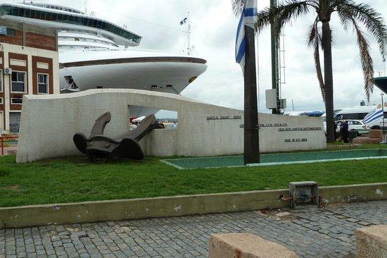 Ancla de Graf Spee