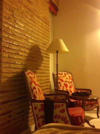Ad Hoc Monumental Hotel: Angolo della stanza 44, molto carino.