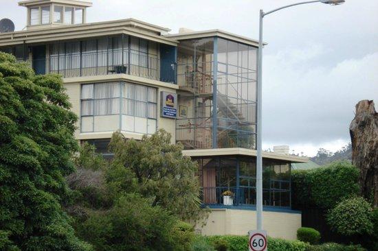 Blue Hills Motel: Já foi chamado Best Western Blue Hills Hotel.