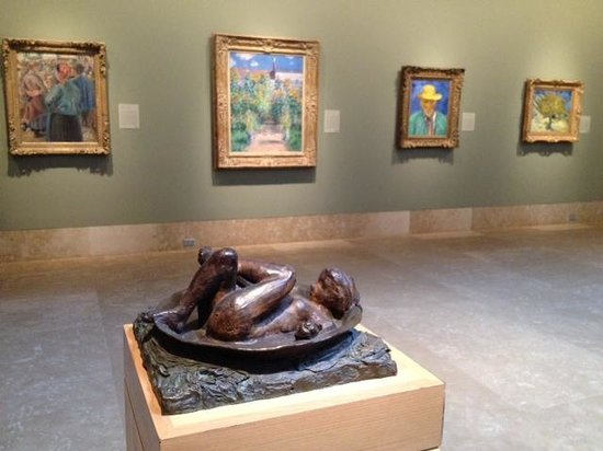 Norton Simon Museum: With your Impressionist Master friends