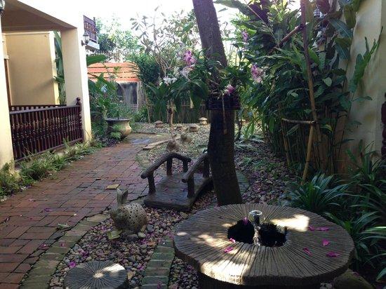 Shewe Wana Boutique Resort and Spa : Garden
