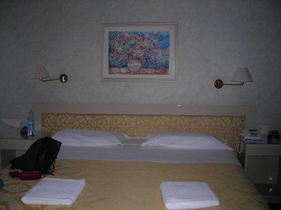 Petrarca Hotel Terme: il letto